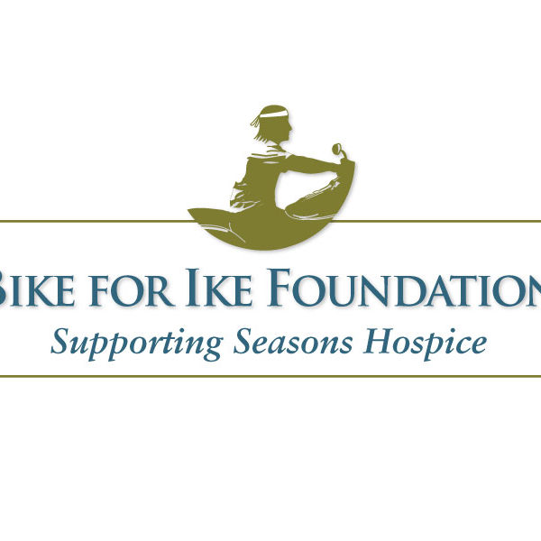 Logo Design for Bike for Ike Foundation, Albuquerque, NM